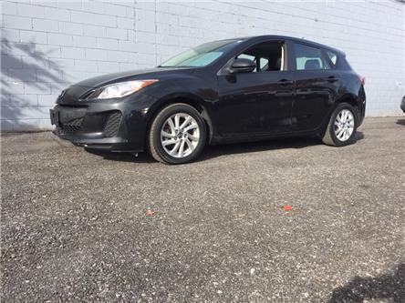2013 Mazda Mazda3 Sport GX (Stk: 2985) in Belleville - Image 1 of 12