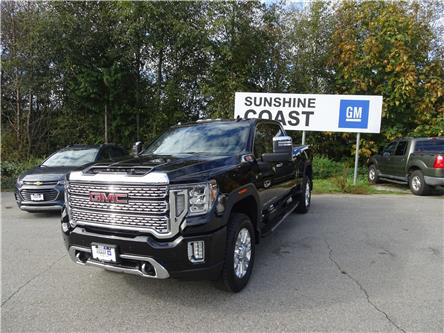 2020 GMC Sierra 3500HD Denali (Stk: GL332601) in Sechelt - Image 1 of 30