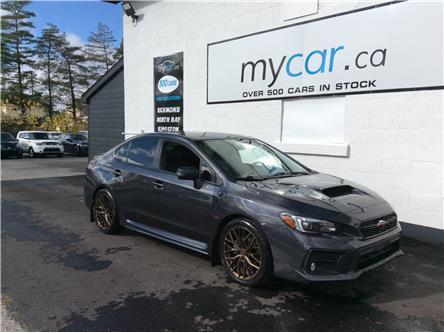 2018 Subaru WRX Sport-tech (Stk: 201106) in Ottawa - Image 1 of 21