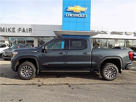 2021 GMC Sierra 1500 AT4 (Stk: 21018) in Smiths Falls - Image 1 of 18