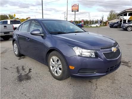 2013 Chevrolet Cruze LT Turbo (Stk: ) in Kemptville - Image 1 of 15