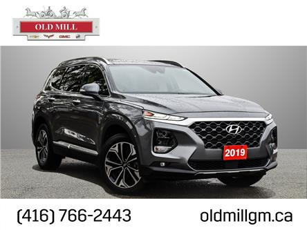 2019 Hyundai Santa Fe Ultimate 2.0 (Stk: 090511U) in Toronto - Image 1 of 26