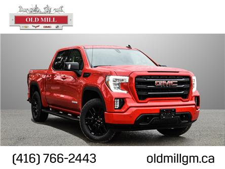 2021 GMC Sierra 1500 Elevation (Stk: MZ118492) in Toronto - Image 1 of 21