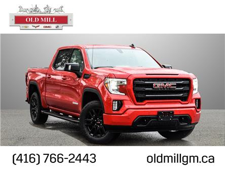 2021 GMC Sierra 1500 Elevation (Stk: MZ100161) in Toronto - Image 1 of 21