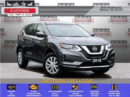 2018 Nissan Rogue  (Stk: 767261B) in Markham - Image 1 of 23