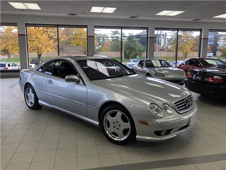 2002 Mercedes-Benz CL-Class Base (Stk: ) in Ottawa - Image 1 of 26