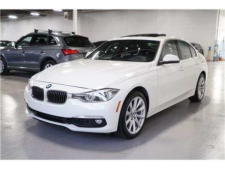 2017 BMW 330i xDrive (Stk: T91320) in Vaughan - Image 1 of 23