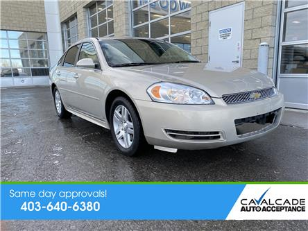 2012 Chevrolet Impala LT (Stk: R60573) in Calgary - Image 1 of 19