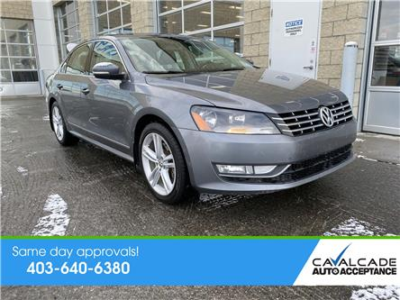 2013 Volkswagen Passat 2.5L Highline (Stk: R61200) in Calgary - Image 1 of 23