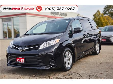 2019 Toyota Sienna LE 8-Passenger (Stk: 90626) in Hamilton - Image 1 of 19