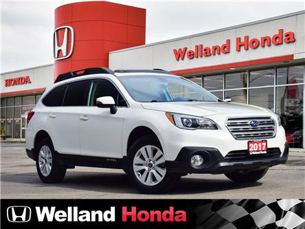 2017 Subaru Outback 2.5i Touring (Stk: U20393) in Welland - Image 1 of 24
