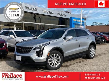 2021 Cadillac XT4 Luxury (Stk: 020520) in Milton - Image 1 of 20
