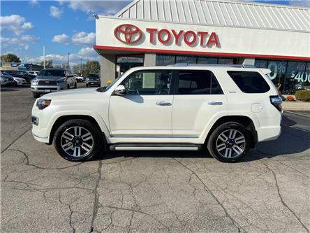 2016 Toyota 4Runner SR5 (Stk: 2100601) in Cambridge - Image 1 of 16