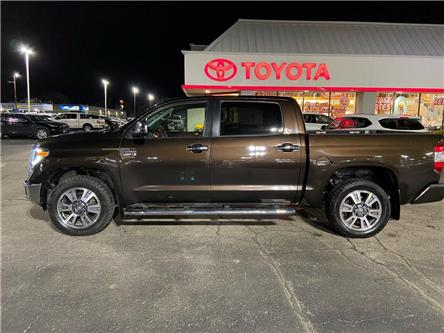 2018 Toyota Tundra  (Stk: 2100661) in Cambridge - Image 1 of 12