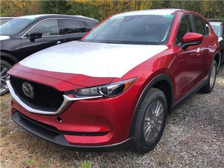 2021 Mazda CX-5 GS (Stk: 21354) in Toronto - Image 1 of 5