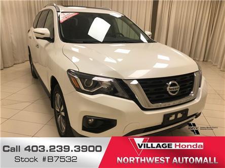2018 Nissan Pathfinder  (Stk: B7532) in Calgary - Image 1 of 23