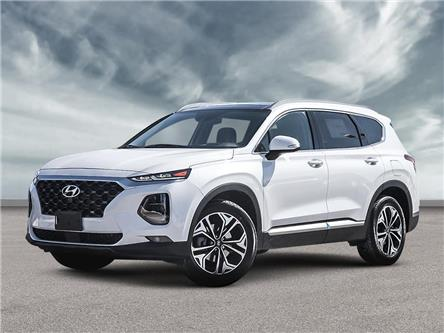 2020 Hyundai Santa Fe Ultimate 2.0 (Stk: H6151) in Toronto - Image 1 of 11
