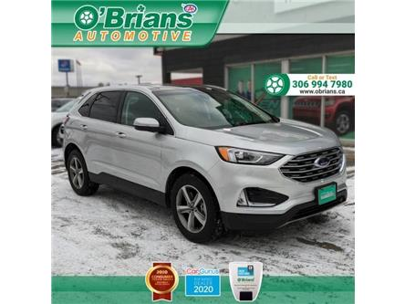 2019 Ford Edge SEL (Stk: 13847A) in Saskatoon - Image 1 of 21