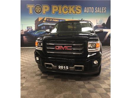 2015 GMC Sierra 1500 SLT (Stk: 365066) in NORTH BAY - Image 1 of 27