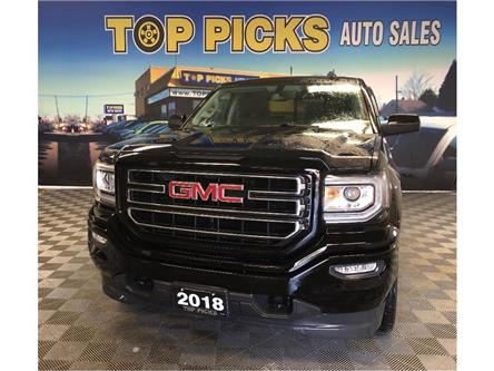 2018 GMC Sierra 1500 SLE (Stk: 107710) in NORTH BAY - Image 1 of 27