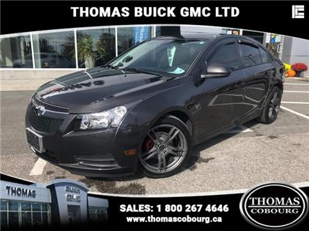 2014 Chevrolet Cruze 2LT (Stk: UC27363) in Cobourg - Image 1 of 19