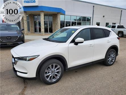 2021 Mazda CX-5 GT (Stk: M21014) in Steinbach - Image 1 of 26