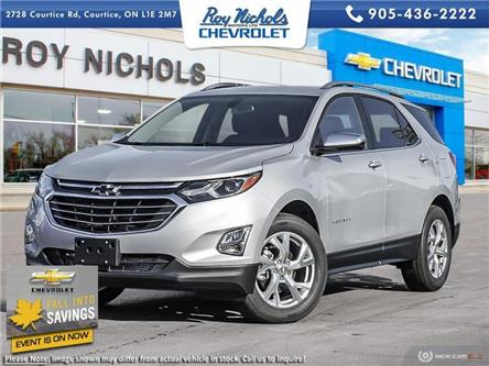 2021 Chevrolet Equinox Premier (Stk: X054) in Courtice - Image 1 of 23