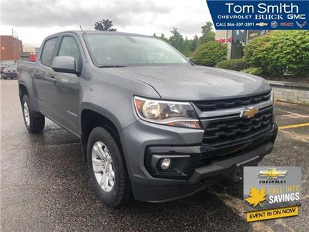 2021 Chevrolet Colorado LT (Stk: 210005) in Midland - Image 1 of 7