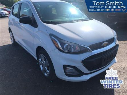 2020 Chevrolet Spark LS Manual (Stk: 200513) in Midland - Image 1 of 10