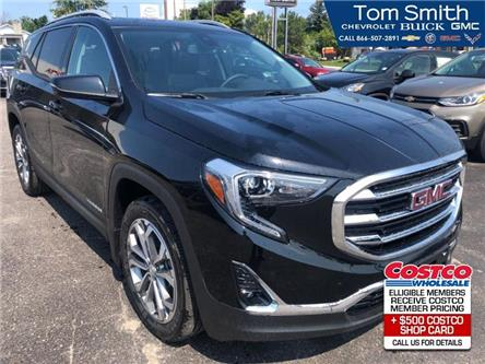 2020 GMC Terrain SLT (Stk: 200555) in Midland - Image 1 of 9