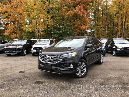 2019 Ford Edge Titanium (Stk: ED191435) in Barrie - Image 1 of 16