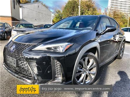 2019 Lexus UX 250h Base (Stk: 001748) in Ottawa - Image 1 of 26