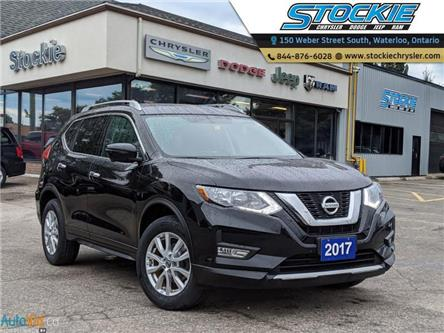 2017 Nissan Rogue  (Stk: 35125) in Waterloo - Image 1 of 23