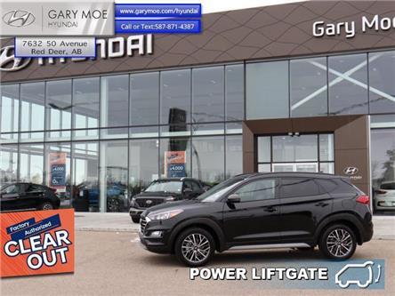 2021 Hyundai Tucson Luxury (Stk: 1TU5046) in Red Deer - Image 1 of 11