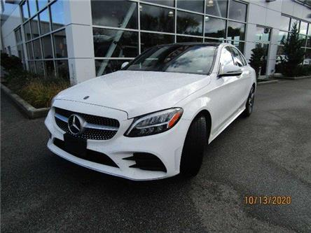 2020 Mercedes-Benz C-Class Base (Stk: 9K1001) in Kamloops - Image 1 of 20