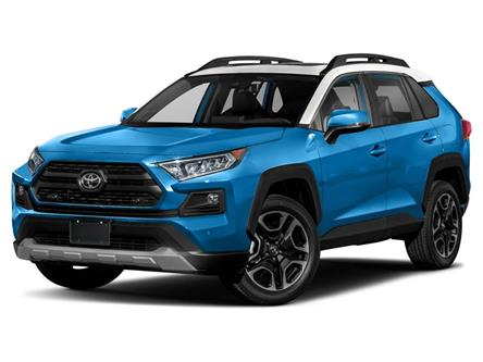 2021 Toyota RAV4 Trail (Stk: 210142) in Whitchurch-Stouffville - Image 1 of 9