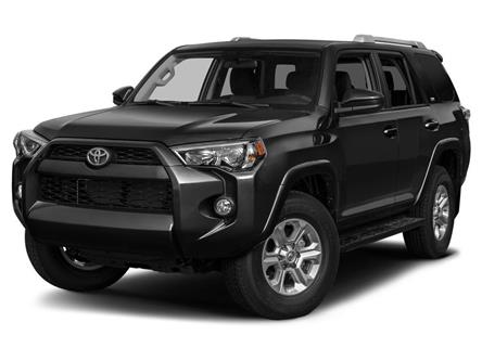 2017 Toyota 4Runner SR5 (Stk: P2334) in Whitchurch-Stouffville - Image 1 of 10