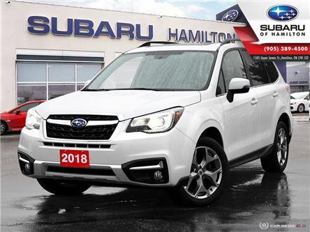 2018 Subaru Forester 2.5i Limited (Stk: S8560A) in Hamilton - Image 1 of 28