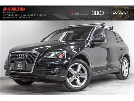2012 Audi Q5 2.0T Premium Plus (Stk: 53696A) in Newmarket - Image 1 of 22