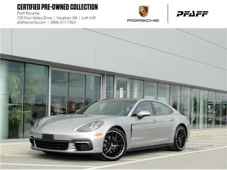 2018 Porsche Panamera 4S (Stk: U9092) in Vaughan - Image 1 of 22