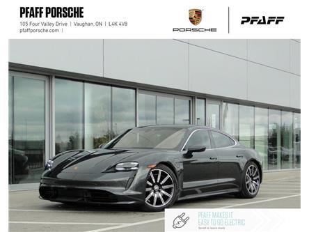 2020 Porsche Taycan Turbo (Stk: P16125) in Vaughan - Image 1 of 22