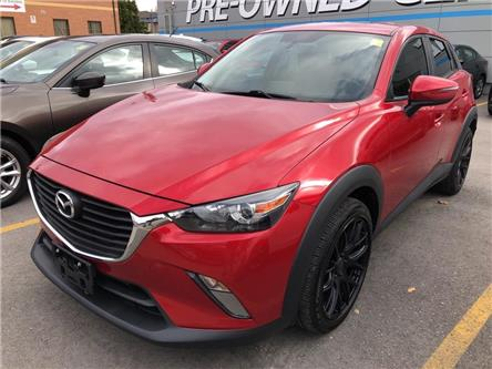 2016 Mazda CX-3 GS (Stk: 21176A) in Toronto - Image 1 of 22