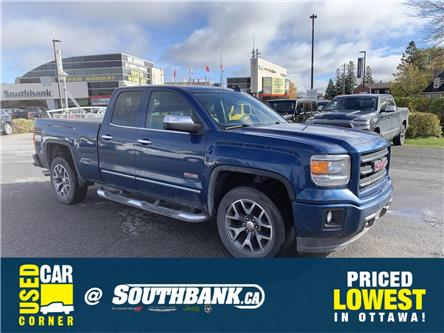 2015 GMC Sierra 1500 SLT (Stk: 1911661) in OTTAWA - Image 1 of 22