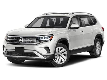 2021 Volkswagen Atlas 3.6 FSI Execline (Stk: MA532575) in Vancouver - Image 1 of 9