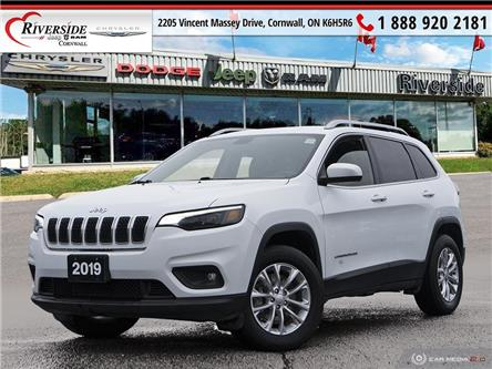 2019 Jeep Cherokee North (Stk: N20088A) in Cornwall - Image 1 of 27