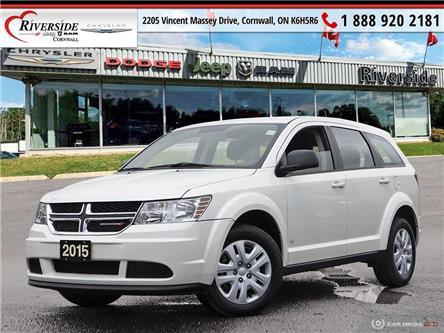 2015 Dodge Journey CVP/SE Plus (Stk: V10007) in Cornwall - Image 1 of 27