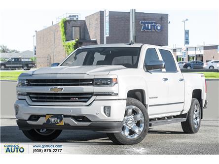 2018 Chevrolet Silverado 1500 1LZ (Stk: 251395) in Milton - Image 1 of 24