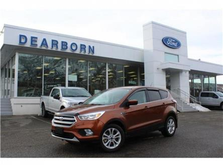 2017 Ford Escape SE  - Bluetooth -  Heated Seats (Stk: TK045A) in Kamloops - Image 1 of 29