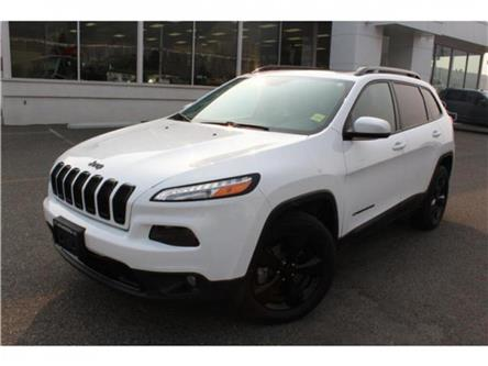 2016 Jeep Cherokee Limited  - Leather Seats -  Bluetooth (Stk: RL218A) in Kamloops - Image 1 of 31