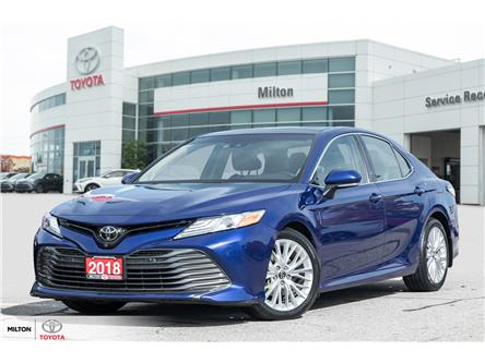 2018 Toyota Camry XLE V6 (Stk: 504917A) in Milton - Image 1 of 22